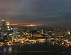 シンガポール出張